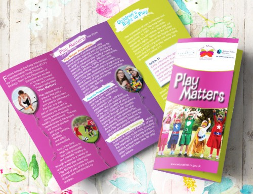 Play Matters – PlayBoard NI in partnership with the Department of Education