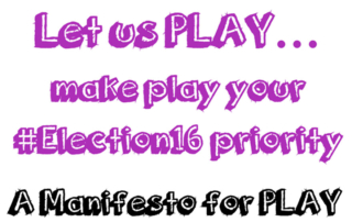 PlayBoard Latest News: Let Us Play - A Manifesto For Play