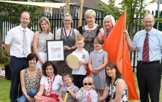 PlayBoard Latest News: Ballymacash Primary School TOPS Award