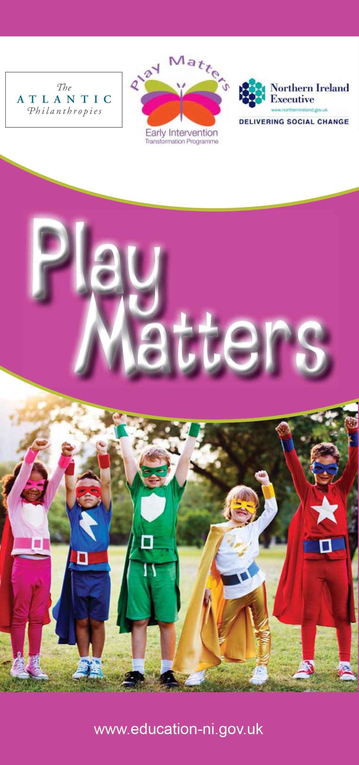 Play Matters Leaflet 1