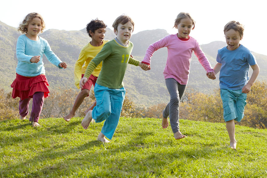 PlayBoard Latest News: Play Matters - Playing Outdoors