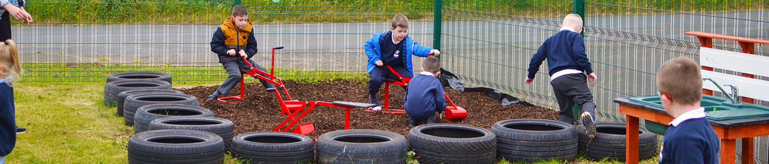 PlayBoard NI - TOPS Taking Outdoor Play Seriously
