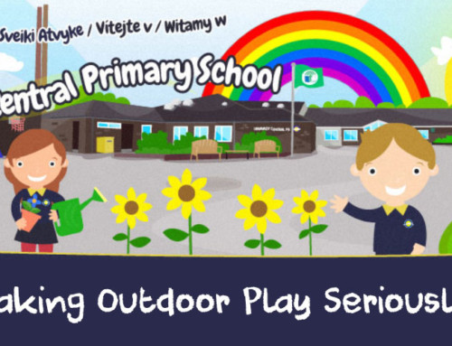 Limavady Central Primary School Playtime – TOPS Update