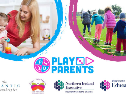 Play For Parents Programme Update