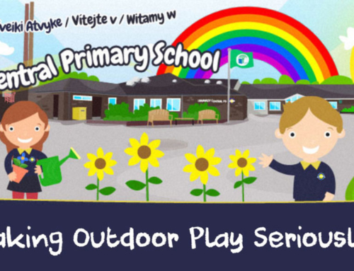 TOPS Award 2018 – Limavady Central Primary School