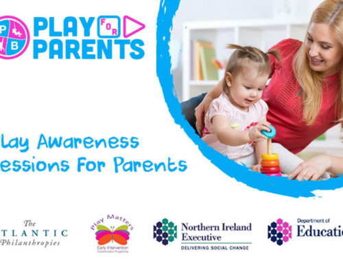 Play Awareness Sessions For Parents