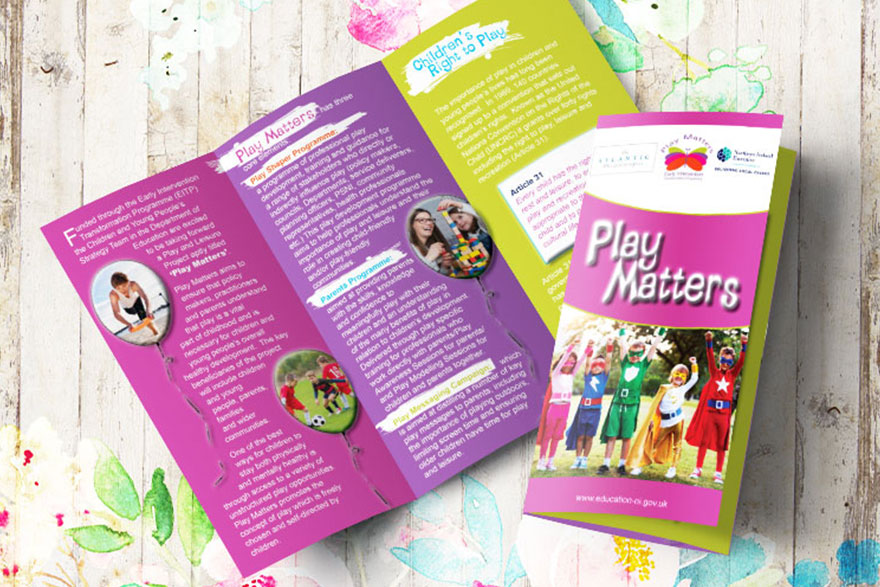 PlayBoard Latest News: Play Matters – PlayBoard NI In Partnership With The Department Of Education