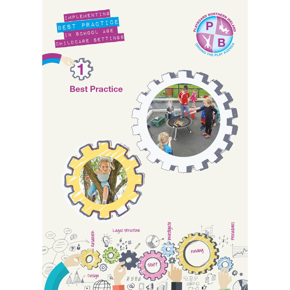 PlayBoard - Implementing Best Practice In School Age Childcare Settings Book 2 - Best Practice - Ebook
