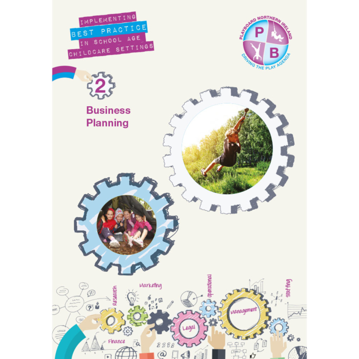 PlayBoard - Implementing Best Practice In School Age Childcare Settings Book 2 - Business Planning - Ebook