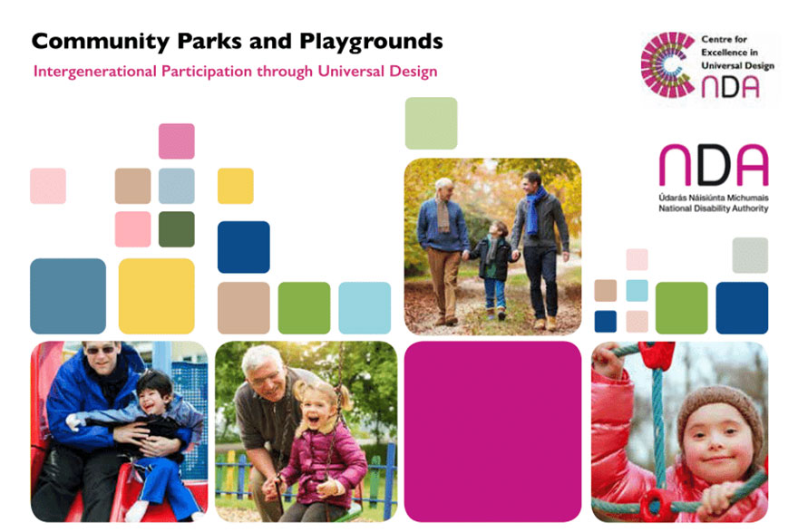 Community Parks And Playgrounds - Centre For Excellance In Universal Design