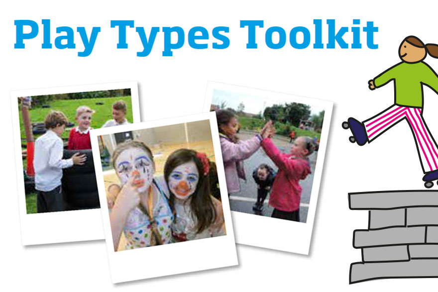 Play Types Toolkit - Inspiring Scotland - 2017