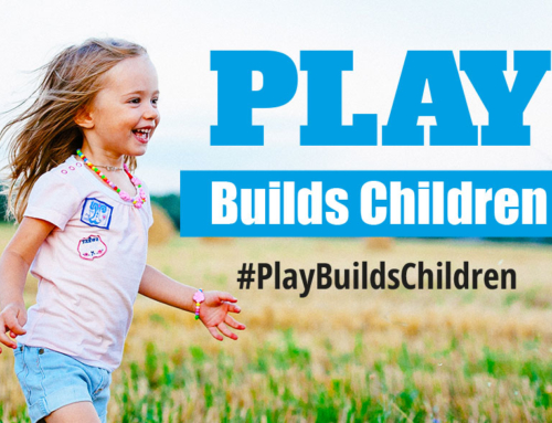 Play Builds Children – Show Your Support