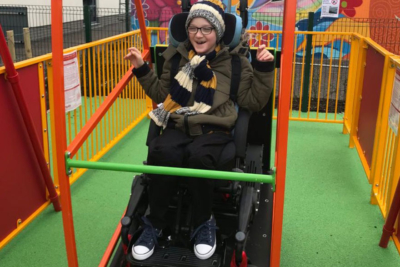 PlayBoard Latest News - Survey: Play Opportunities For Children With Disabilities
