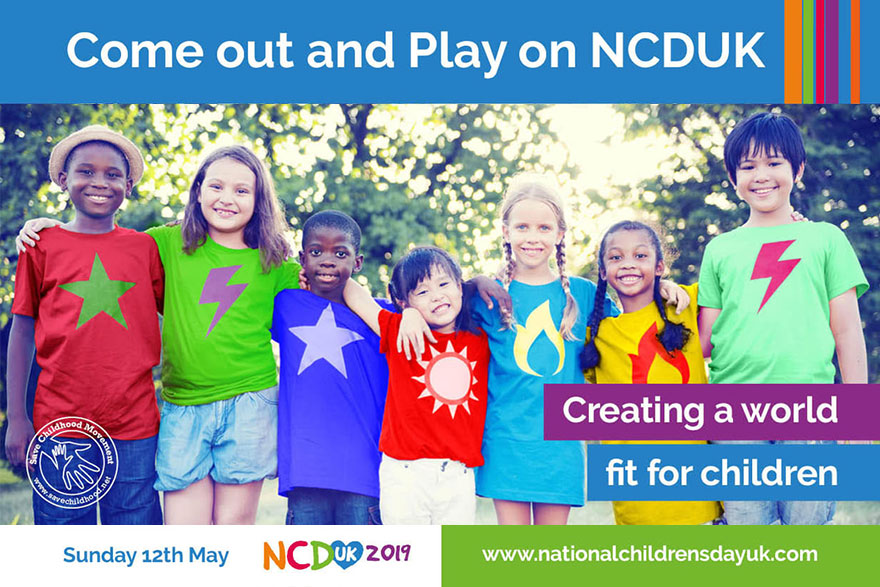 Come out and play on National Children's Day!