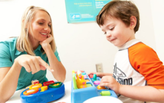 Positive Play For Children On The Autistic Spectrum