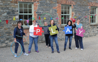 Weekend Of Fun At The IPA NI Play Gathering