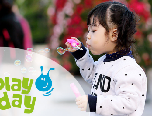 Join Us To Celebrate PlayDay!