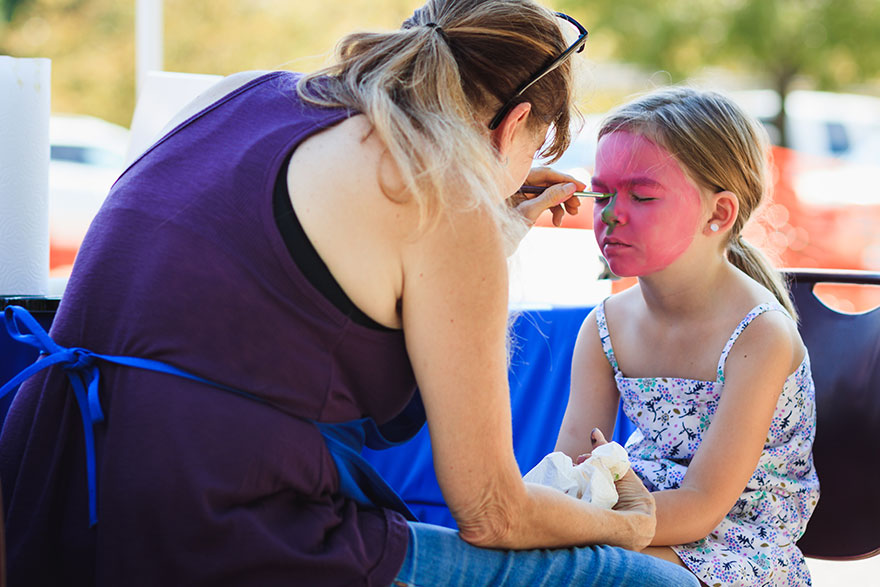 Join Us To Celebrate PlayDay! - PlayDay - Face Painting