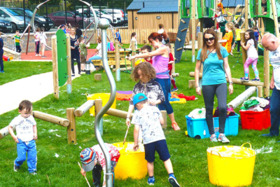Latest News - Sunny Start To Summer Play Sessions