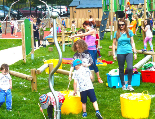 Sunny Start For Summer Play Sessions
