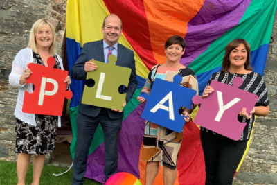 Latest News - Celebration Event To Mark Play Matters Project