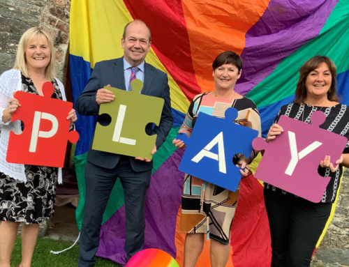 Celebration Event To Mark Play Matters Project