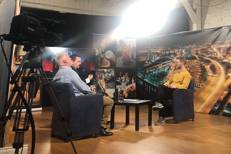 Latest News - Discussing Why Play Matters At NVTV