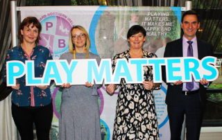 Latest News - PlayBoard NI Marks World Children's Day