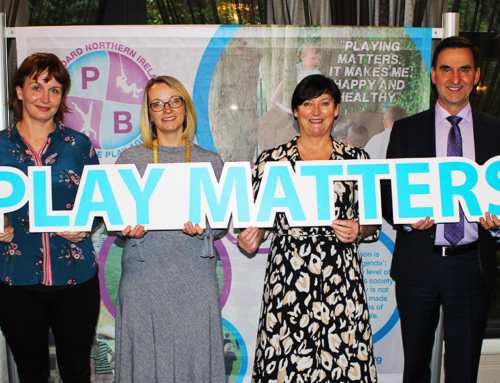 PlayBoard NI Marks World Children's Day