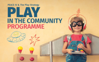 Latest News - Play In The Community Sessions And Volunteer Training