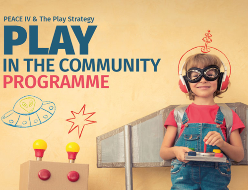 Play In The Community Sessions And Volunteer Training