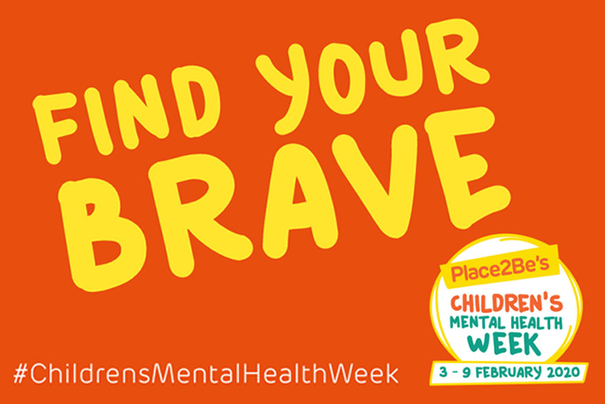 Image result for children's mental health week 2020