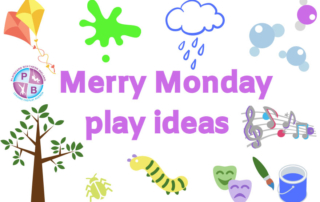 Latest News - Merry Monday Play Ideas - Jan 2020