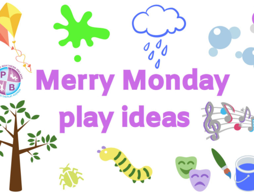 Merry Monday Play Ideas