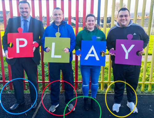 Play Rangers Land In Mid And East Antrim