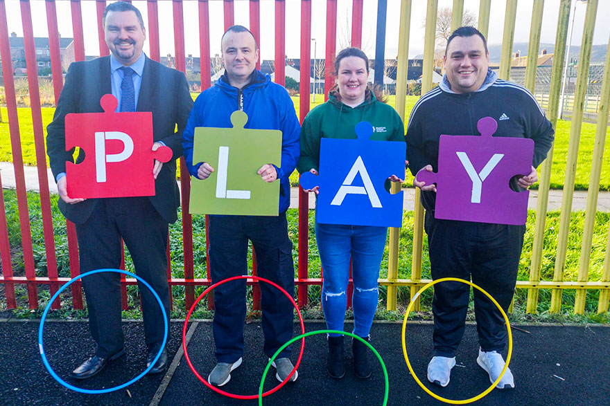 Latest News - Play Rangers Land In Mid And East Antrim