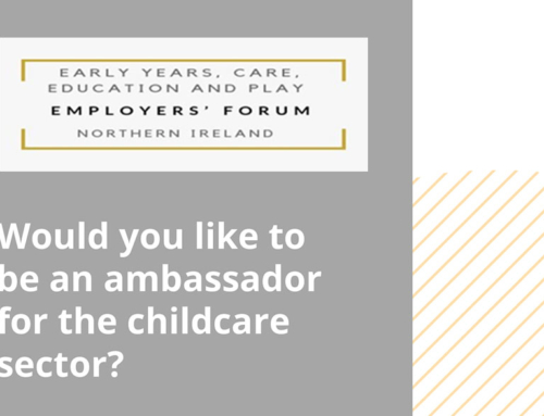 Childcare Sector Ambassadors Wanted