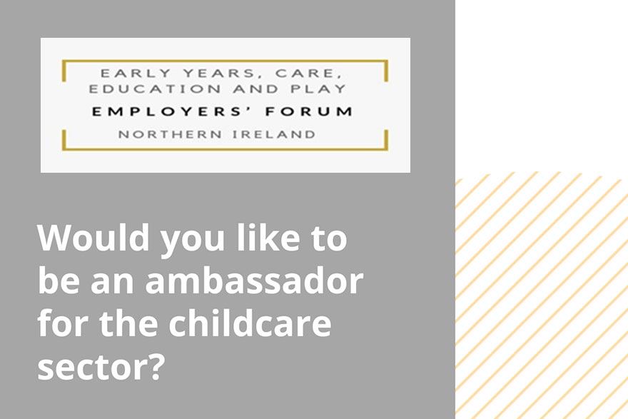 Latest News - Childcare Ambassadors Wanted