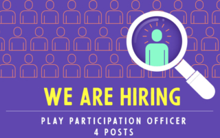 Play Participation Officer - Jobs - PlayBoard NI