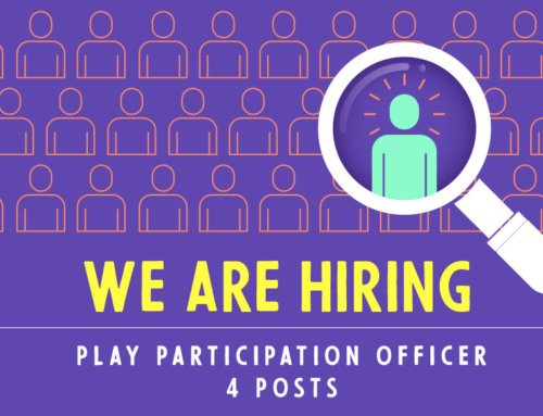 Play Participation Officer (Peace IV) (PPO/01) – 4 Posts