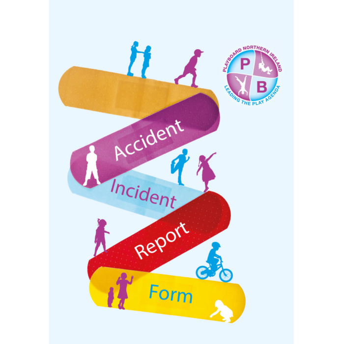 Accident & Incident Report Form