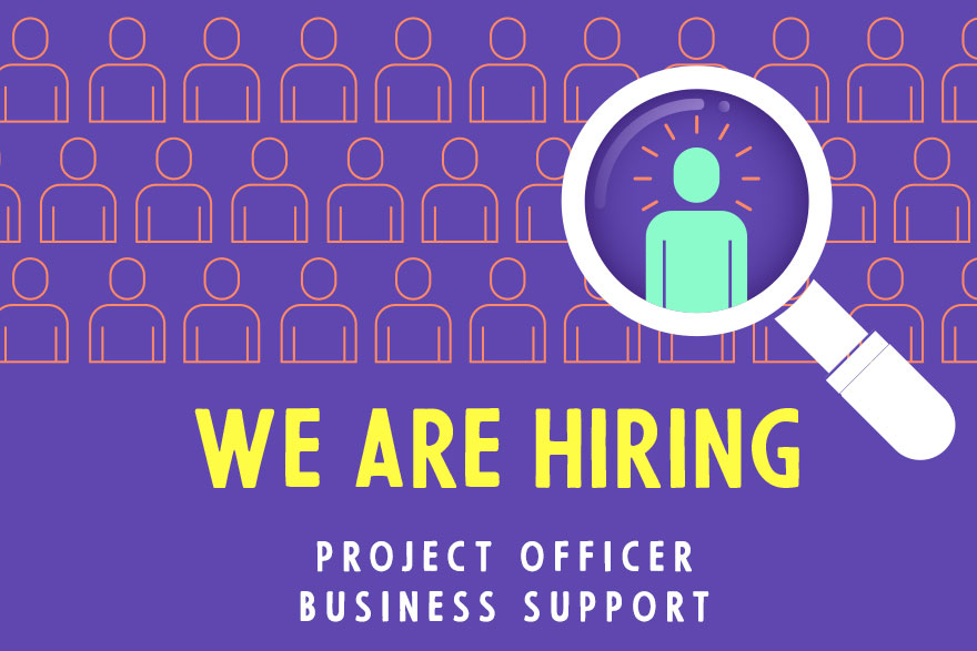 Project Officer - Business Support