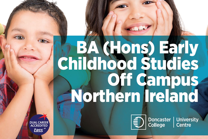 Latest News - BA (Hons) Early Childhood Studies Top Up