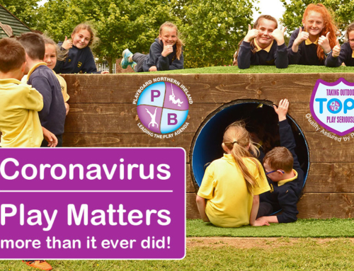 Coronavirus – Play Matters More Than It Ever Did