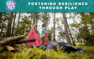 Publication Fostering Resilience Through Play - PlayBoard NI