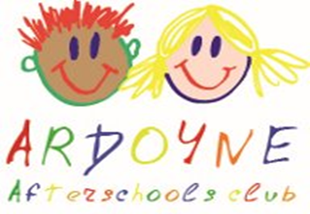 Ardoyne Afterschools Club - Helping Families In Their Time Of Need - Logo