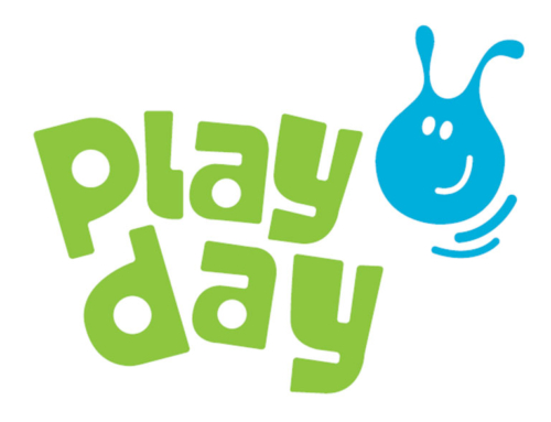 Make A Big Noise For Playday!