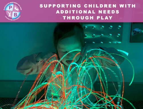 Supporting Children With Additional Needs Through Play