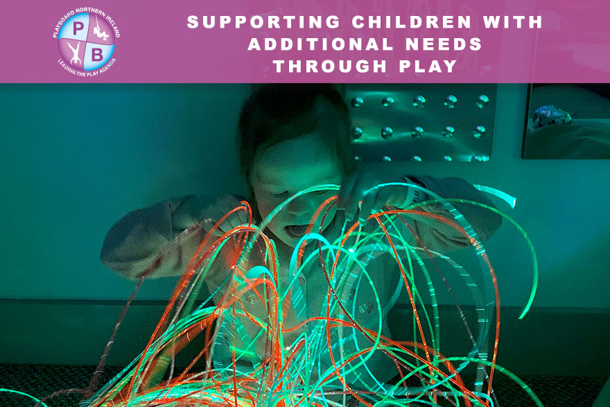 Publication - Supporting Children With Additional Needs Through Play