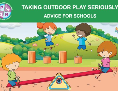 Taking Outdoor Play Seriously – New Materials For Schools